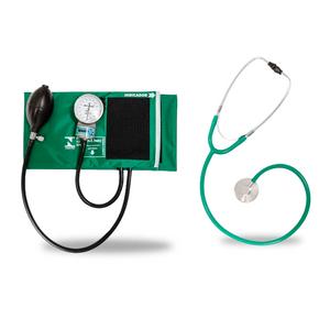 Kit-Esteto-Simples-com-Aparelho-de-Pressao-Verde-P.A.-Med
