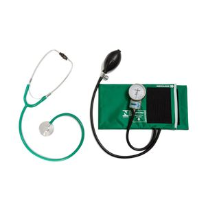 Kit-Aparelho-de-Pressao-Verde-Com-Esteto-Simples-Verde-CJPA103-P.A.MED