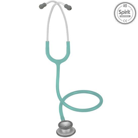 Estetoscopio-Pro-Lite-Adulto-Verde-Perolizado-Spirit-