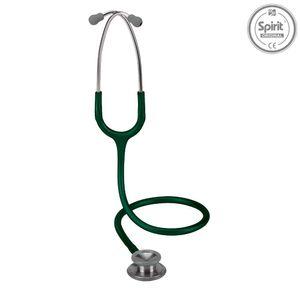 Estetoscopio-Professional-Adulto-Verde-Escuro-Spirit-