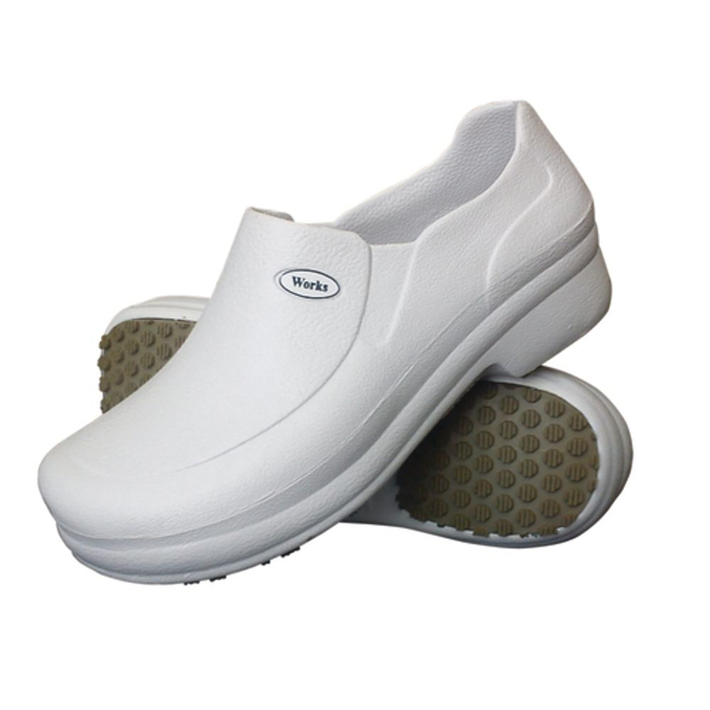 c302735f34a undefined. Loading zoom. Next. 1  2. Sapato-Profissional-Babuch-BB65-Branco- Soft-Works ...