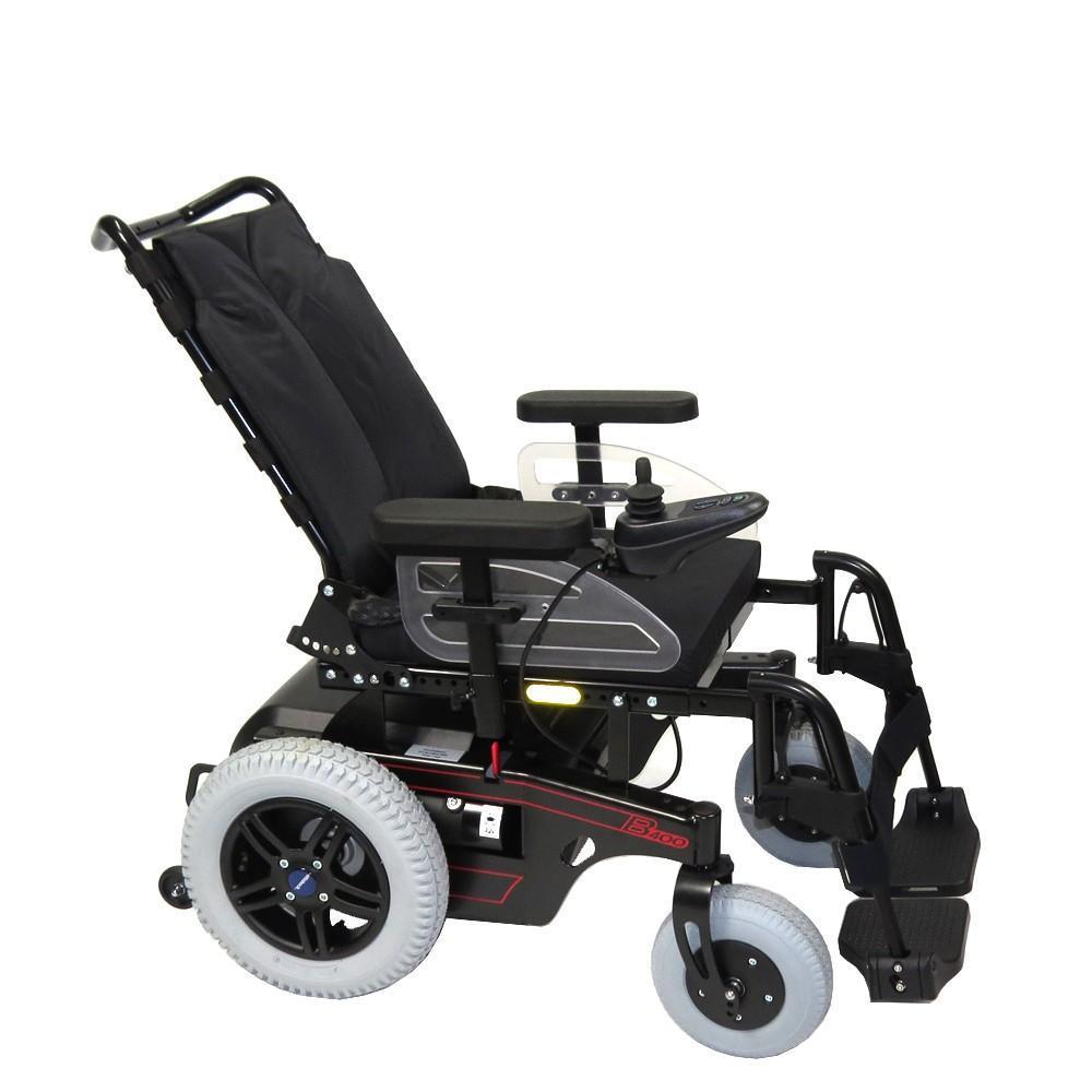 cadeira de rodas motorizada b-400 ottobock