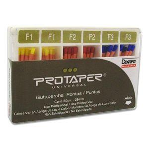 Guta-Percha-Protaper-Dentsply-F1-F2-F3