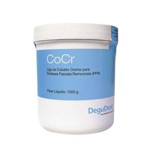 Liga-Metalica-Cobalto---Cromo-CoCr-DeguDent-Dentsply