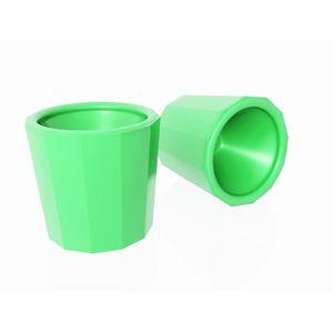 Pote-Dapen-de-Plastico-Autoclavavel-Verde-Maquira