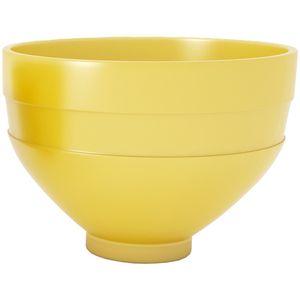 Tigela-de-Borracha-Grande-Amarela-Maquira