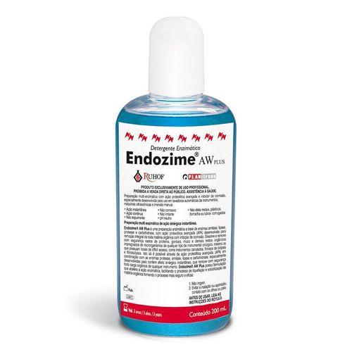 ba21fafe9 Detergente Multienzimático Endozime AW Plus 200 ml Nova DFL - Maconequi