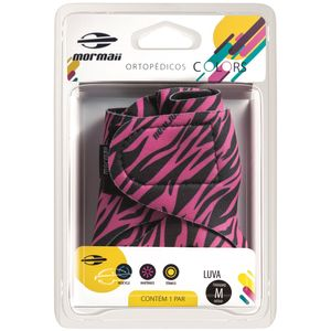 Luva-Colors-Zebra-Pink-Mormaii