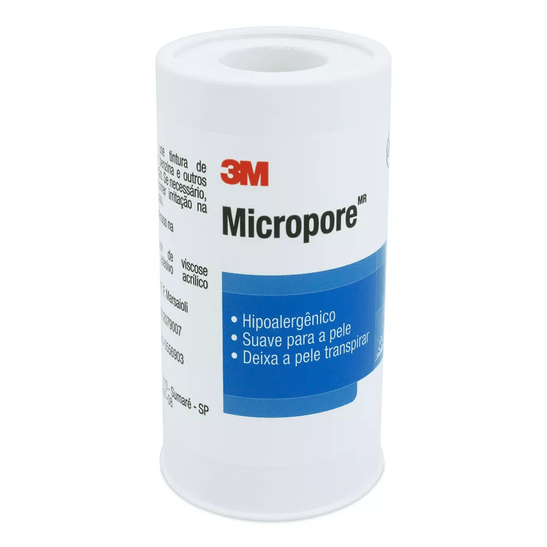 Fita-Micropore-Branca-10-cm-X-10m-3M