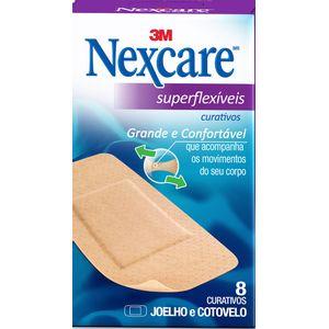 Curativo-Superflexivel-Grande-para-Joelho-e-Cotovelo-com-8un-Nexcare-3M