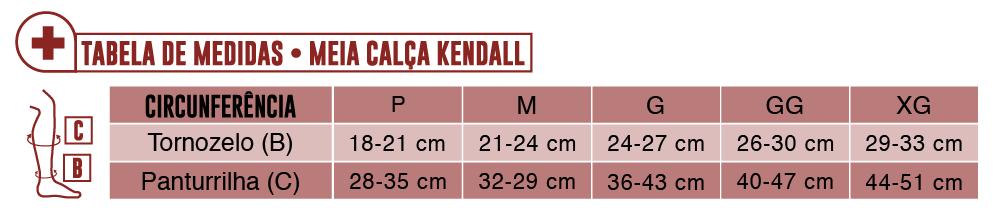 ae8f7b0aa MEIA CALÇA 18-21 MEDIA KENDALL - Maconequi