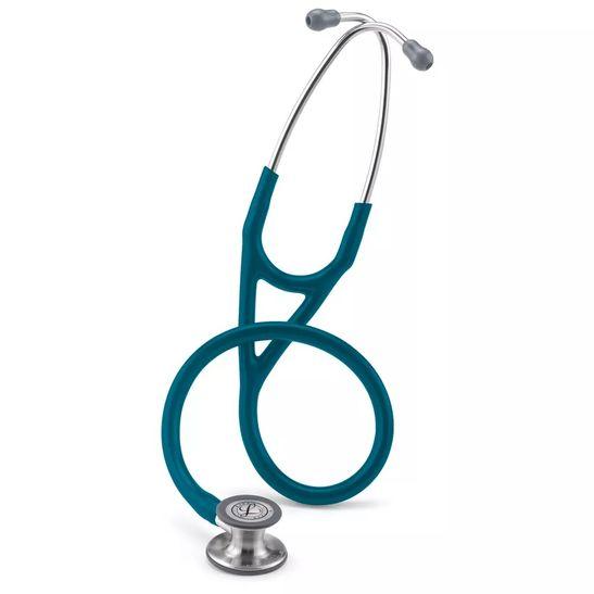 Estetoscopio-Littmann-Cardiology-IV-Azul-Caribe-6157-3M