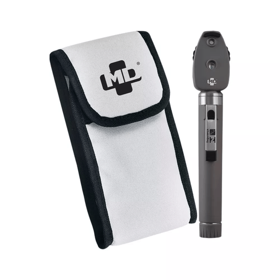 Oftalmoscopio-Omni-3000-LED-Cinza-com-Estojo-Macio-MD