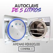 Autoclave 5L - Abril / 2018