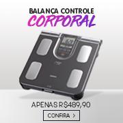 Balanca Corporal Omron 514 - Abril / 2018
