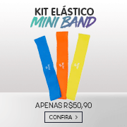 Kit Mini Band Acte -  Abril / 2018