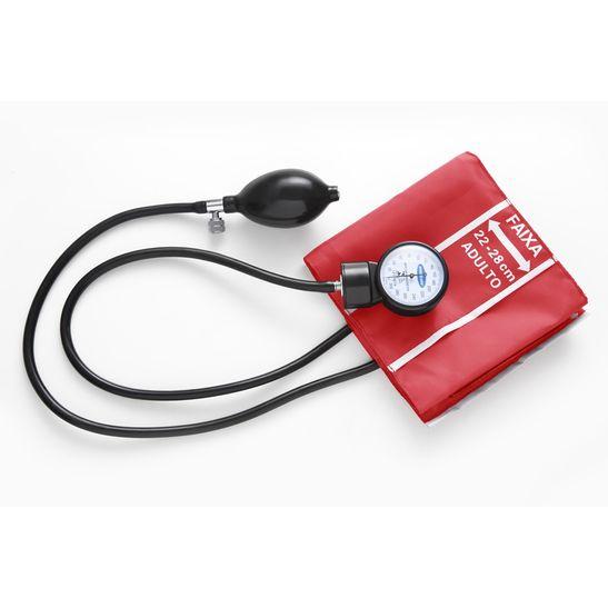 Aparelho-de-Pressao-Aneroide-Vermelho-Medicate