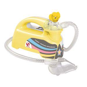 Nebulizador-Pulmosonic-Star-Premium-Amarelo-Soniclear