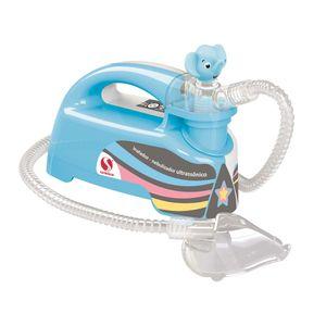 Nebulizador-Pulmosonic-Star-Premium-Azul-Soniclear