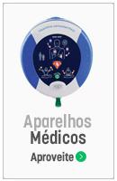 aparelhos médicos, desfibrilador macrosul na Maconequi