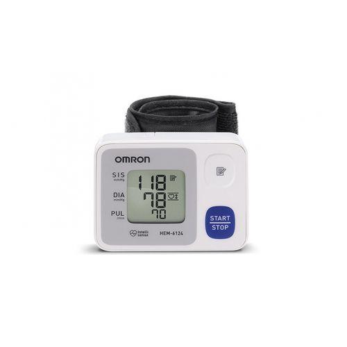 9229dfd1d Medidor de Pressão Digital de Pulso HEM-6124 Omron - Maconequi