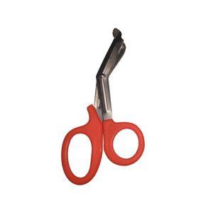 Tesoura-para-Bandagem-Laranja-14cm-MD