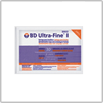 Seringa BD Ultra Fine | Maconequi
