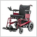 Cadeiras de rodas motorizadas da Jaguaribe na Loja da Maconequi
