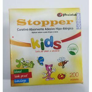 Curativo-Bandagem-Stopper-Infantil-com-200-unidades