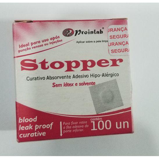 Curativo-Bandagem-Stopper-Branco-com-100-unidades-