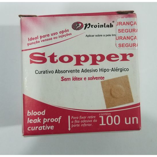 Curativo-Bandagem-Stopper-Bege-com-100-unidades-