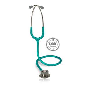 Estetoscopio-Professional-Adulto-Verde-Perolizado-Spirit