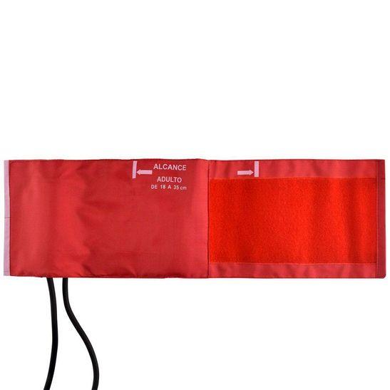 Bracadeira-Adulto-com-Manguito-Vermelha-Premium