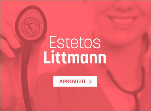 Estetoscopios Profissionais Littmann