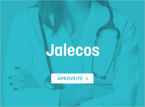 Jalecos Hospitalar Profissional
