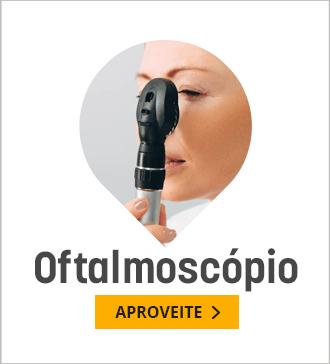 Oftalmoscopio Profissional
