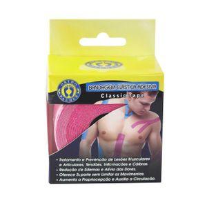 Bandagem-Elastica-Adesiva-Kinesio-Tape-Rosa-Ortho-Pauher-
