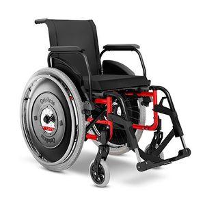 Cadeira-de-Rodas-AVD-Vermelho-Ortobras-