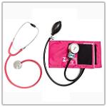 Kit Enfermagem Rosa na Loja da Maconequi