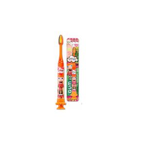 Escova-Dental-Lalaloopsy-Laranja-com-Luz-que-Pisca-Gum
