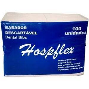 Babador-Descartavel-Branco-Bibs-Hospflex