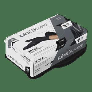 Luva-Nitrilica-Preta-Premium-Unigloves-G