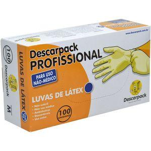 LUVA-LATEX-M-USO-N--MEDICO-DESCARPACK
