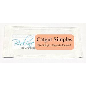 Fio-Catgut-Simples-Bioline
