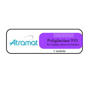 Poliglactina-910-Atramat