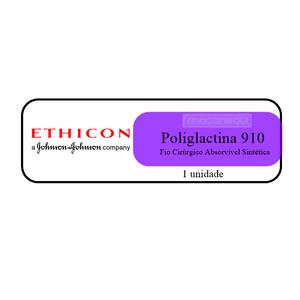 Poliglactina-910-Ethicon