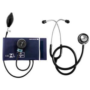 Aparelho-de-Pressao-BIC-Adulto-Nylon-Velcro-Innova-Plus-Azul---Esteto-Inox-Duplo-Preto-CJ0945
