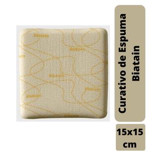 Curativo-Biatain-15x15cm-Coloplast-33413