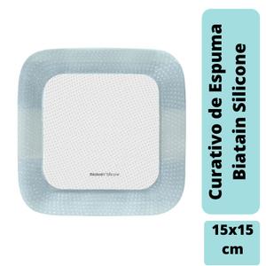 Curativo-Biatain-Silicone-15x15cm-Coloplast-33437
