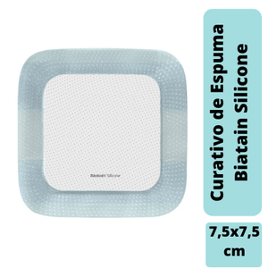 Curativo-Biatain-Silicone-75x75cm-Coloplast-33434